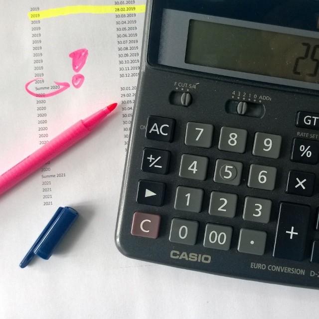 Darlehensberechnung